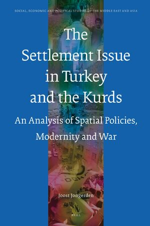 Cover The Settlement Issue in Turkey and the Kurds