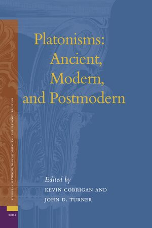 Cover Platonisms: Ancient, Modern, and Postmodern