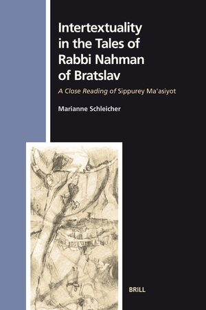 Cover Intertextuality in the Tales of Rabbi Nahman of Bratslav