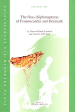 Cover The fleas (Siphonaptera) of Fennoscandia and Denmark