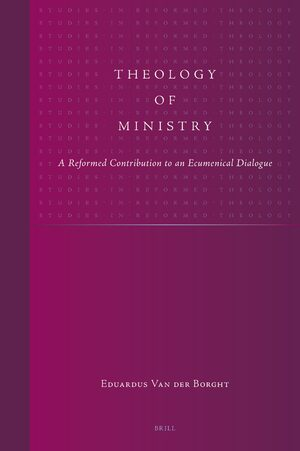 Cover Theology of Ministry