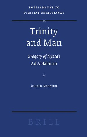 Cover Trinity and Man