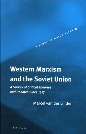 Cover Western Marxism and the Soviet Union