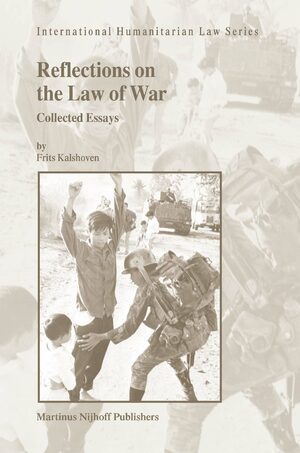 Cover Reflections on the Law of War