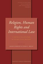Religion, Human Rights and International Law