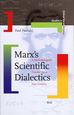 Cover Marx's Scientific Dialectics