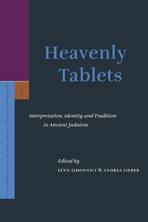Cover Heavenly Tablets