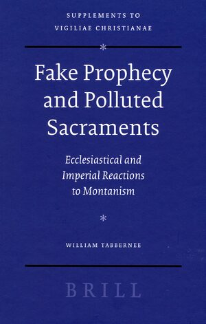 Cover Fake Prophecy and Polluted Sacraments