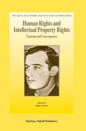 Cover Human Rights and Intellectual Property Rights