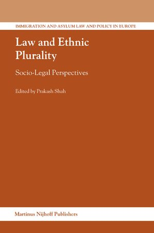 Cover Law and Ethnic Plurality
