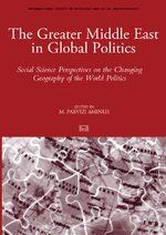 Cover The Greater Middle East in Global Politics