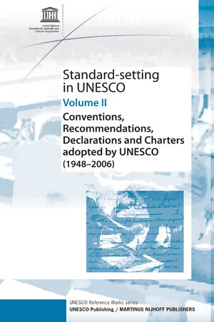 Cover Standard-Setting at UNESCO