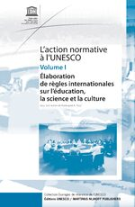 Cover l'Action Normative à l'UNESCO