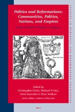 Cover Politics and Reformations: Communities, Polities, Nations, and Empires
