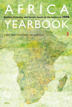 Cover Africa Yearbook Volume 3