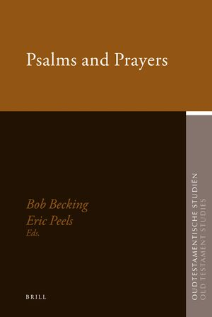 Cover Psalms and Prayers