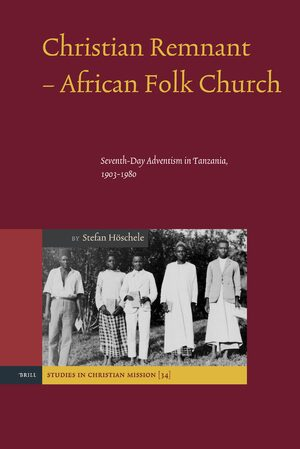 Cover Christian Remnant - African Folk Church