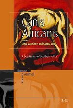 Cover Canis Africanis