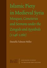 Cover Islamic Piety in Medieval Syria