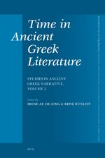 Cover Time in Ancient Greek Literature