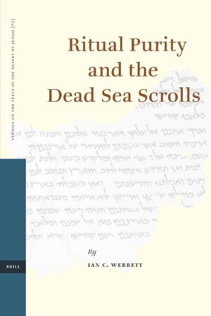 Cover Ritual Purity and the Dead Sea Scrolls