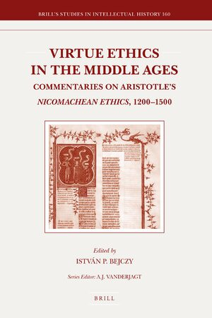 Cover Virtue Ethics in the Middle Ages