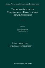 Cover Recasting Transboundary Fisheries Management Arrangements in Light of Sustainability Principles