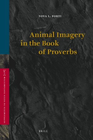 Animal Imagery in the Book of Proverbs