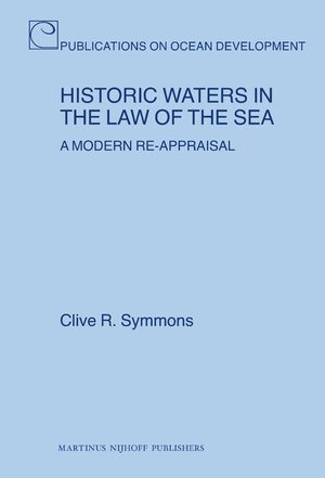 Cover Historic Waters in the Law of the Sea