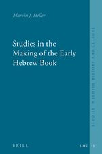 Cover Studies in the Making of the Early Hebrew Book