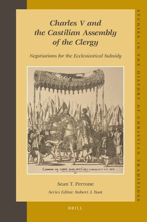 Cover Charles V and the Castilian Assembly of the Clergy