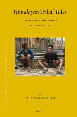 Cover Himalayan Tribal Tales