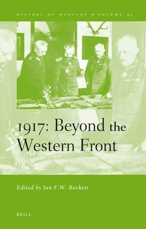 Cover 1917: Beyond the Western Front