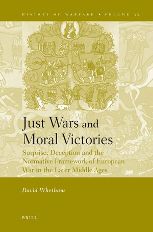 Cover Just Wars and Moral Victories