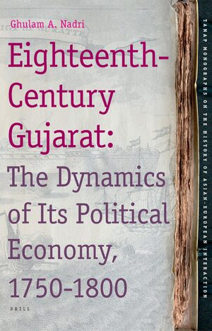 Cover Eighteenth-Century Gujarat