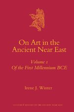 Cover On Art in the Ancient Near East Volume I