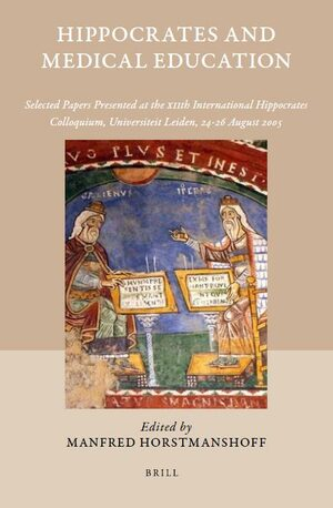 Cover Hippocrates and Medical Education