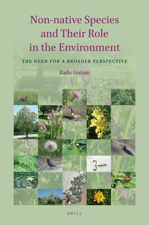Cover Non-native Species and Their Role in the Environment