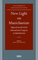 Cover New Light on Manichaeism