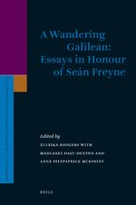 Cover A Wandering Galilean: Essays in Honour of Seán Freyne