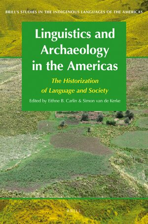 Cover Linguistics and Archaeology in the Americas