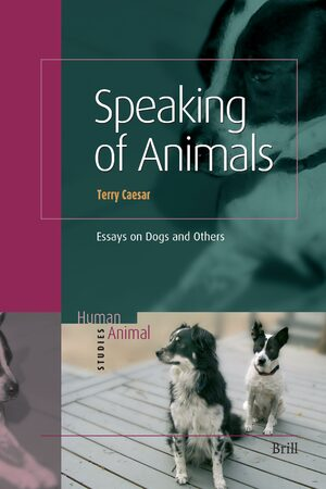 Cover Speaking of Animals
