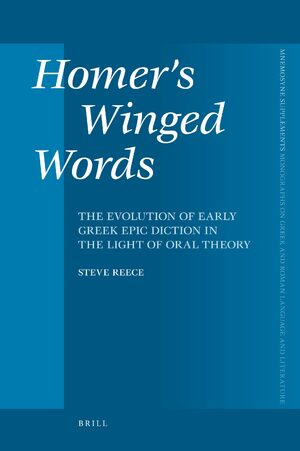 Cover Homer's Winged Words