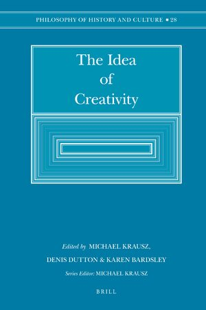 Cover The Idea of Creativity