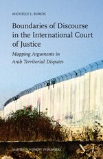 Cover Boundaries of Discourse in the International Court of Justice
