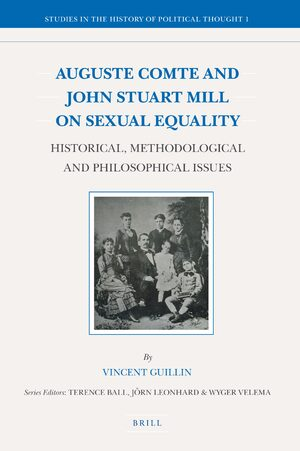 Cover Auguste Comte and John Stuart Mill on Sexual Equality
