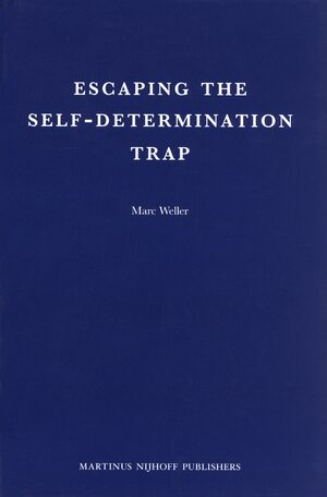 Cover Escaping the Self-Determination Trap