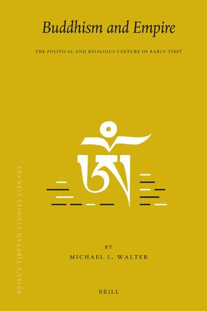 Cover Buddhism and Empire