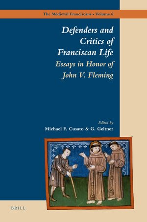 Cover Defenders and Critics of Franciscan Life