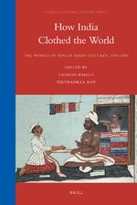 Cover How India Clothed the World